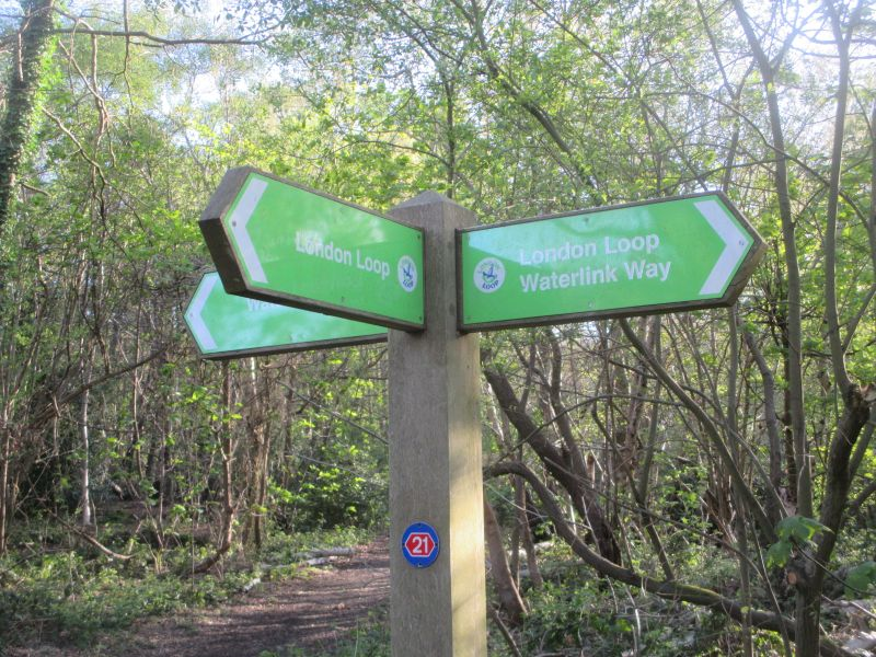 Rich men, Romans and reformers – London LOOP 10.