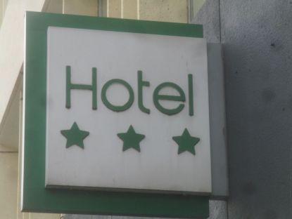 Court Garden Hotel, Den Haag.