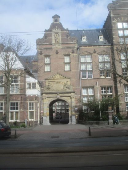 Gymnasium Haganum, Den Haag.