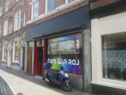 Cafe Bar Roj, Den Haag.