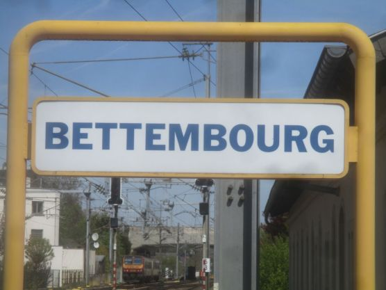 So this is Bettembourg.