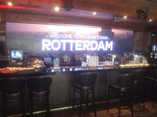 de Unie bar, Rotterdam.
