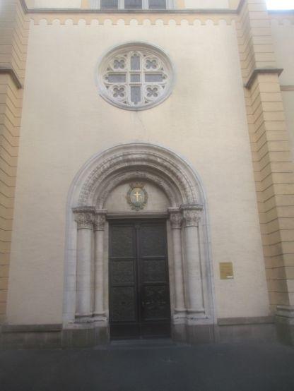 Eglise St. Alphonse, Luxembourg City.