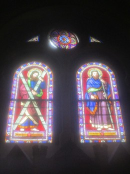 I love stained glass.