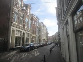 Street scene, Dordrecht.