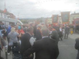 12th of July Orange Order parade 2019