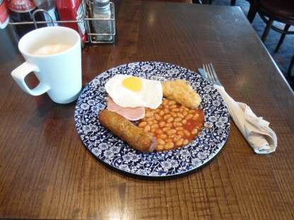 Breakfasts in Thanet.