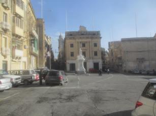 Street scene, Birgu.