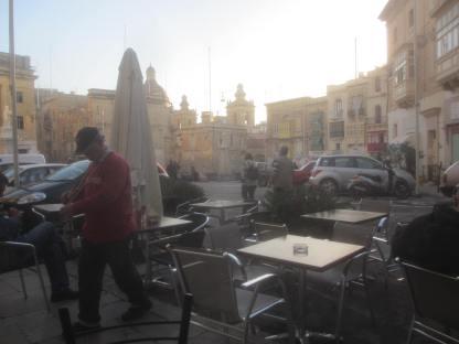 Cafe du Brazil, Birgu.