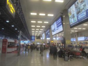 Malta International Airport.