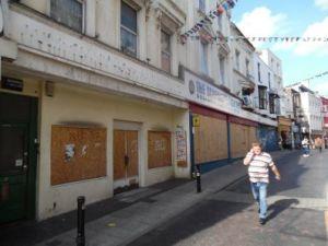 Street scene, Ramsgate.