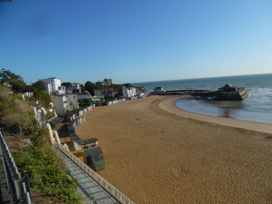 Viking Bay, Broadstairs.