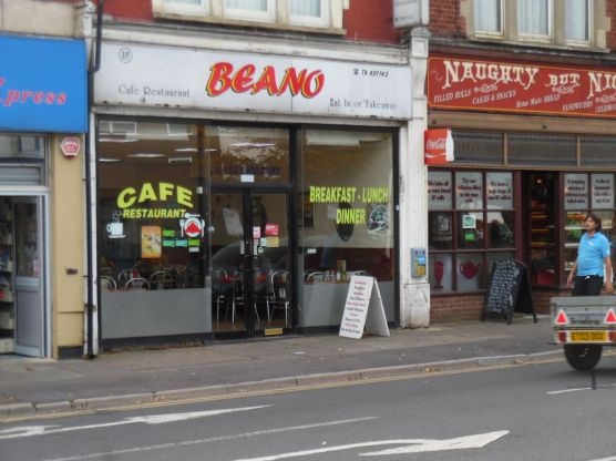 Beano Cafe, Broadstairs.