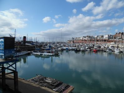 Royal Harbour, Ramsgate.