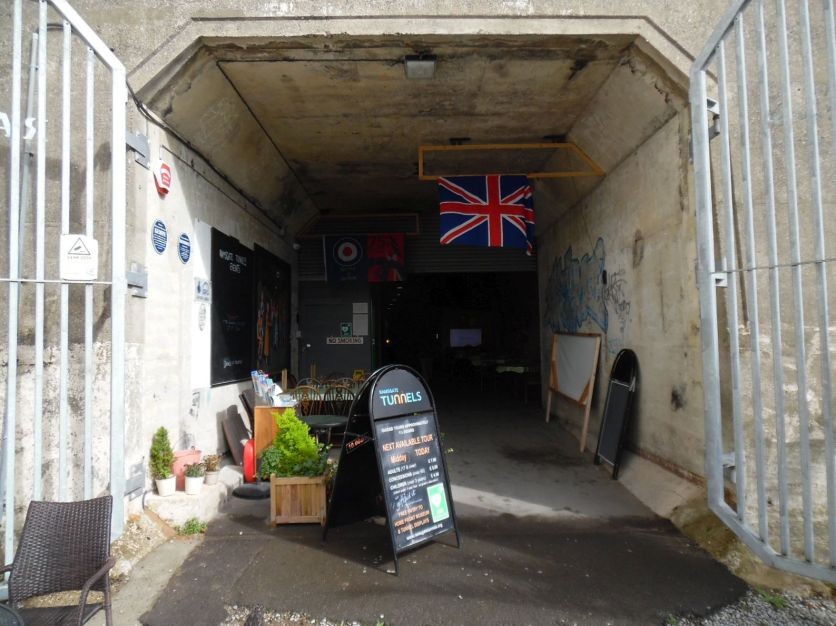 Ramsgate Tunnels.