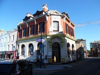 Charity shop, Margate.