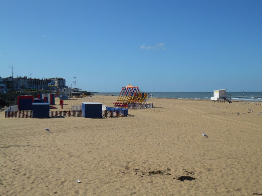 Margate Sands.