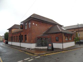 Dun Cow pub, Jesmond.