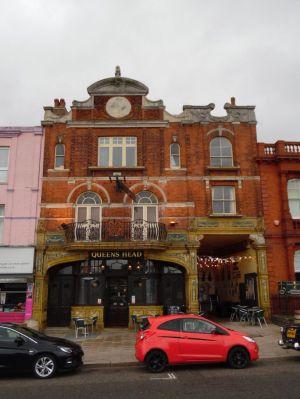 Queen's Head hotel, Ramsgate.