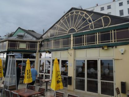 Broadstairs Pavilion.