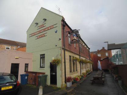 Collingwood pub, Jesmond.