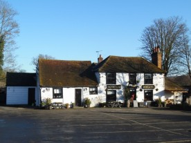 Theydon Oak pub, Coopersale Street, Essex.
