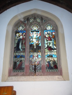 Greensted Church, Essex.
