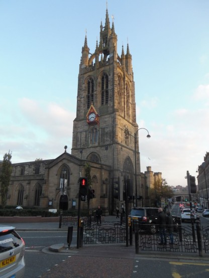 St. Nicholas Cathedral, Newcastle.