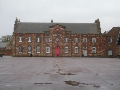 Barracks and Main Guard, Berwick-upon-Tweed.