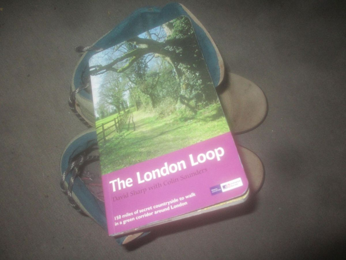 Another great walk – London LOOP 9.