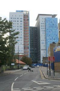 Royal London Hospital.