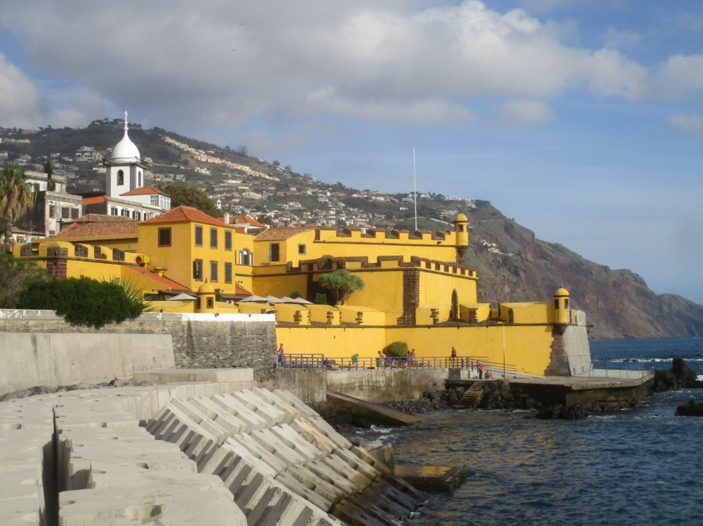"""I get to the """"wrong"""" side of town – Madeira#4."""