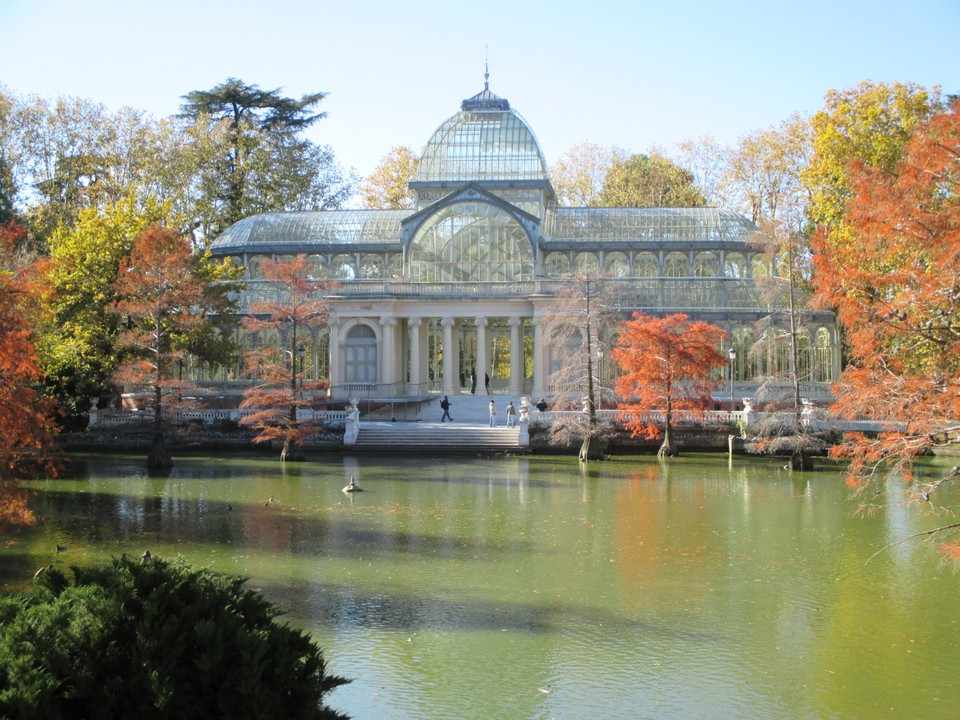 I retire to Retiro – Madrid #3.